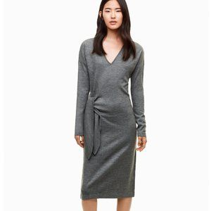 Aritzia The Group Babaton Eldarova Wrap Dress